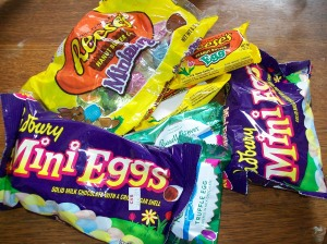 Love the chocolate bargins!